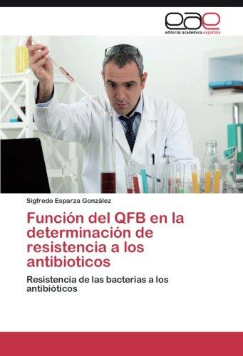 Descargar Libro Función Del Qfb En La Determinación De Resistencia A Los Antibioticos Esparza González Sigfredo