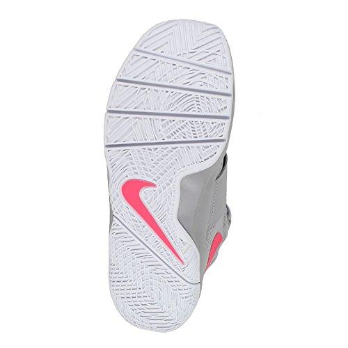 Bambino Basket Team vast Scarpe Da 8 racer Grey Grey Pink Atmosphere Nike Hustle D ps xf0WAqq8n