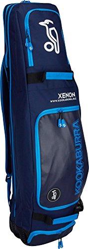 Best Soccer Buys Field Hockey Bag Luggage Xenon by Kookaburra (Navy & Cyan) by Best Soccer Buys (Image #3)