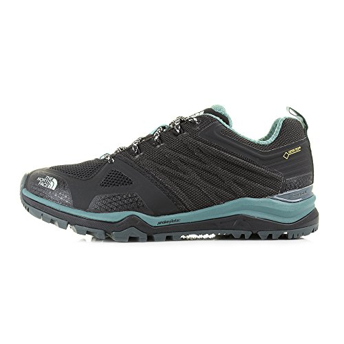 The North Face T0ccg9, Botas de Senderismo Mujer Negro (LLG)
