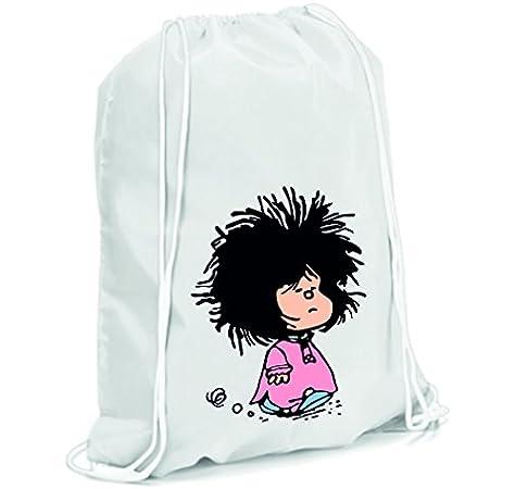 DrMugCollection Mochila Mafalda Sleep: Amazon.es: Deportes y aire libre