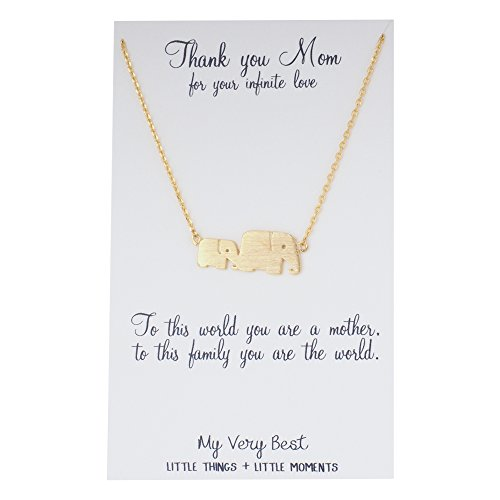 Baby Mom Necklace - 2