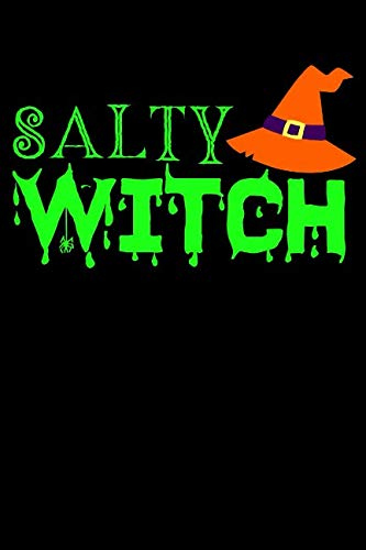 (Salty Witch: Notebook Journal for)