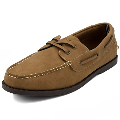 Nautica Men's Nueltin Casual Boat Shoe Loafer 2 Eye for sale  Delivered anywhere in USA