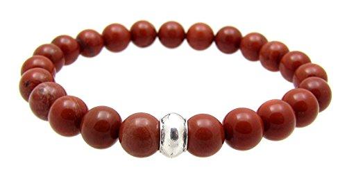 Chakra Balancing Bracelet Jasper Beaded