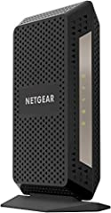 The NETGEAR CM1000 Ultra-High Speed Cable Modem provides a connection to high-speed cable Internet with speeds up to 1 Gbps. It is the industry's first DOCSIS 3.1 CableLabs Certified cable modem, 10X faster than DOCSIS 3.0. Working with DOCSI...