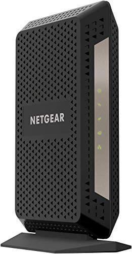 NETGEAR Gigabit Cable Modem (32x8) DOCSIS 3.1 | for XFINITY by Comcast, Cox. Compatible with Gig-Speed from Xfinity - CM1000-1AZNAS (Renewed) (Best Cable Modem)