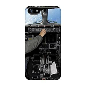 For Iphone Case, High Quality Cockpit For Iphone 5/5s Cover Cases