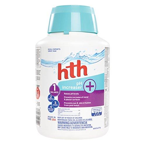 (hth Pool Balance Salt Pool Care pH Increaser (67007).)