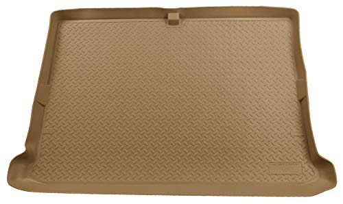 Husky Liners Cargo Liner Behind 3rd Seat Fits 00-06 Suburban 1500/Yukon XL - 2000 Behind Seat 3rd