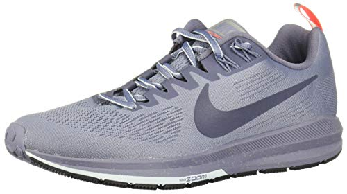 Nike Damen Air Zoom Structure 21 Shield, Zapatillas de Entrenamiento para Mujer Multicolor (Dark Sky Blue/Thunder Blue-thu)