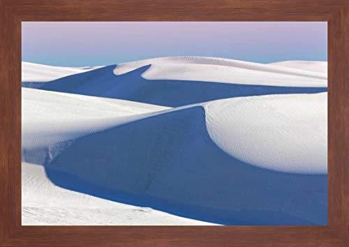 (New Mexico, White Sands NM Desert Landscape by Don Paulson - 12