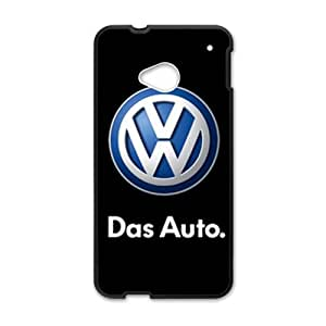 SANYISAN VW sign fashion cell phone case for HTC One M7