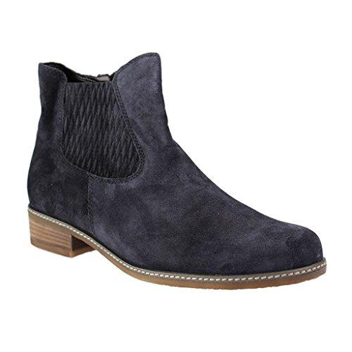 Gabor Shoes Comfort Sport, Botas Chelsea para Mujer Azul
