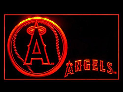 L.A. Anaheim Angels Baseball Led Light - Neon Sign Anaheim Angels