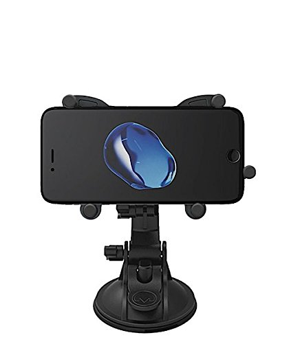 AUTOMOBILE MOUNT STANDARD GPS/LARGE SMARTPHONE (AM-LSP) by MAXX MOUNT
