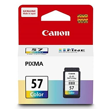 Amazon.in: Buy Canon CL-57 Ink Cartridge (Color) Online at Low ...