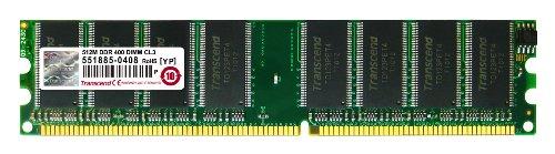 Transcend JM367D643A-5L 512MB JetRam DDR400 DIMM