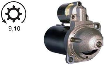 12/V//1,7kw 9,10z F Starter Marine ACR Rugge Rini inboard F10/RD80/rd181/rdk80/rdk901/rdm901/rf140/rk180/RM80/rm81/m.1cyl-1,1L 0,4l 2/Cyl Rugge Rini Diesel 0001214002/0001115042/0001110