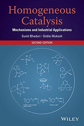 Homogeneous Catalysis  Mechanisms And Industrial Applications