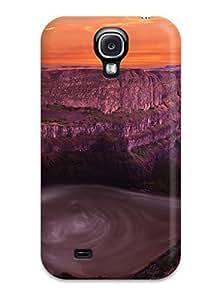 Fashion Protective Palouse Falls Washington Usa Case Cover For Galaxy S4