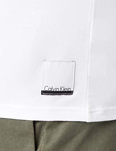 Calvin T Klein bianco Bianco uomo di set da 2 Shirt bianco TTaPfqw