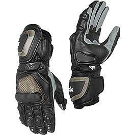 XTS Gear Octane Motorsports Gloves – Black (XX-Large)