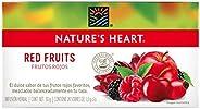 Nature's Heart Té de Frutos Rojos, Naturalmente sin Cafeína - 20 So