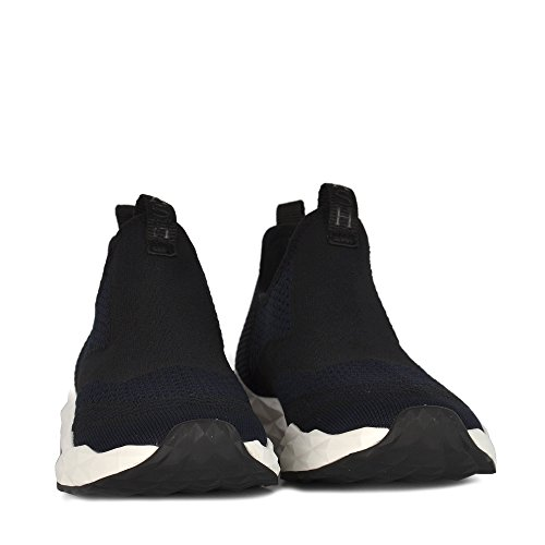 in Black Nero Midnight Shake Donna Scarpe Footwear Ash Sneaker Pelle y Midnight wxqIBYgv