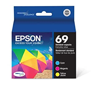 Epson T069520 DURABrite Ultra Color Combo Pack Standard Capacity Cartridge Ink