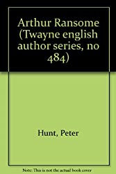 Arthur Ransome (Twayne english author series, no 484)
