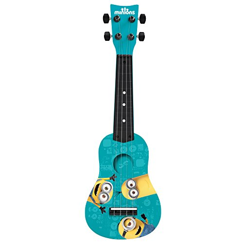 First Act MN285 Minions Mini Guitar Ukulele