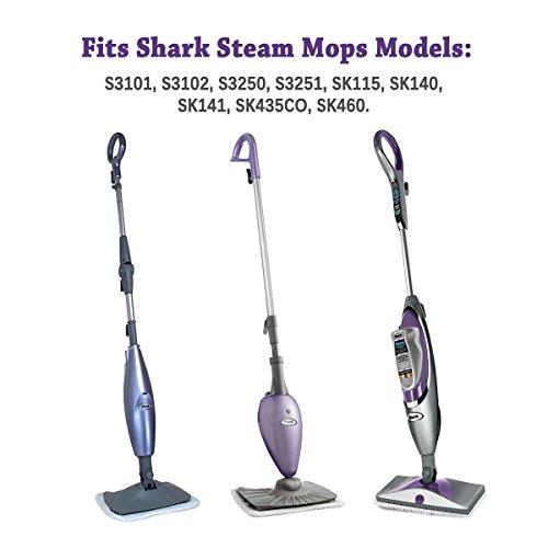 shark steam mop s3101 manual