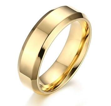 Edelstahlring Partnerring Verlobungsring Freundschaftsring Mann
