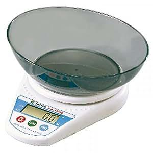 Paderno 49853 01 b scula de cocina 1 hogar for Bascula cocina amazon