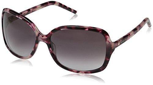 Marc Jacobs MARC68S Square Sunglasses, Pink Havana/Mauve Gradient, 59 - Gradient Mauve