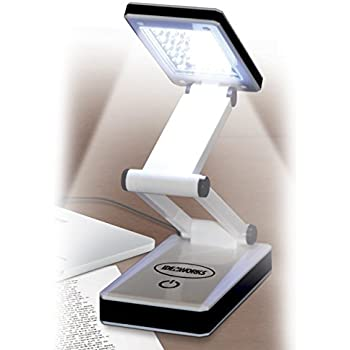 Ideaworks Flexible Portable 24 LED Lamp with 3 Levels of Brightness