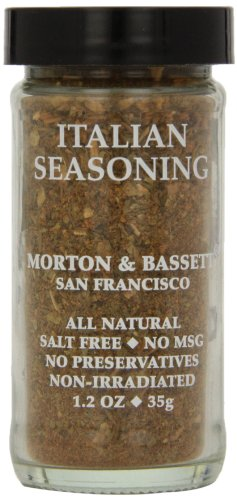 - Morton & Basset Spices, Italian Seasoning, 1.2 Ounce