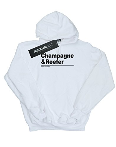 Blanco Champagne Waters Capucha Cult And Mujer Muddy Slogan Reefer Absolute wzfIq6UE
