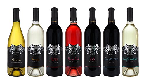Miranda Lambert The Collection Mixed Wine Pack, 7 x 750 ml