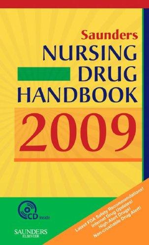 Saunders Nursing Drug Handbook 2009 (HODGSON/NURSES DRUG HNDBK)