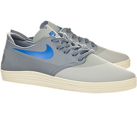 online retailer ef1b8 36020 Nike SB Lunar Oneshot - Silver Wing   Photo Blue-Magnet Grey-Ivory, 12 D US  - Buy Online in Oman.   Apparel Products in Oman - See Prices, Reviews and  Free ...