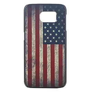 LHY Samsung Samsung Galaxy S6 compatible Graphic Plastic Back Cover