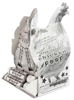 Simone Chickenbone Chicken Poop Lip Junk (24 Pack)
