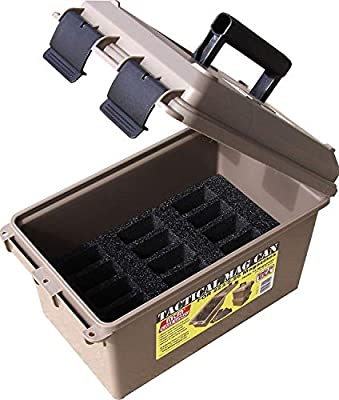 MTM Tactical Mag Can 15 for 223/5.56 Magazine Storage TMC15