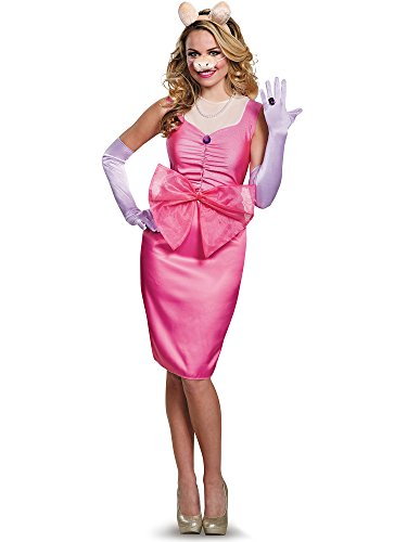 Miss Piggy Adult Costume -