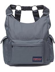 ENKNIGHT Fashion Backpacks Nylon Handbag Shoulder bags Casual Daypack Schoolbag