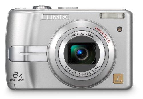 Panasonic Lumix DMC-LZ7S 7.2MP Digital Camera with 6x Ima...