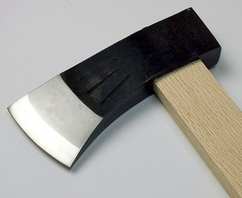 薪割り 斧 土佐打刃物 火造り オノ 1.7K B00KGM66VO