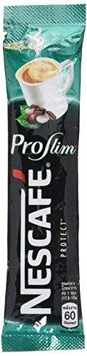 Foodkoncept Nescafe Nurture Proslim Diet Slimming Weight Control Instant Green Coffee (20 Sachets)